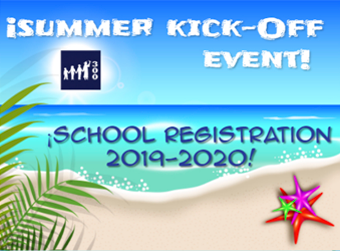 Summer Kick Off April 11, 2019
