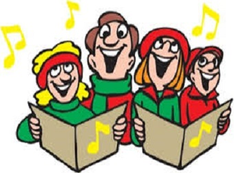 Holiday Sing Along - Friday, December 20  8:30 a.m. - 9:00 a.m.