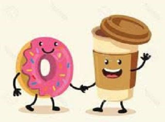 Donuts with Dudes - Friday, September 20 from 7:15 a.m. - 7:45 a.m.
