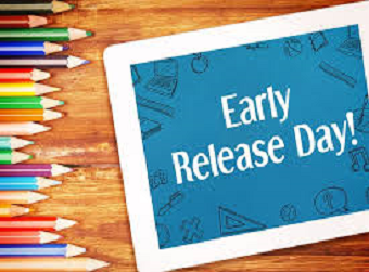 Early Release - Friday, May 10 at 11:45 a.m.