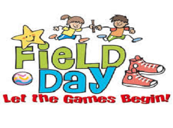 Fun Run and Field Day - Tuesday, May 21