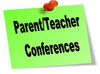 Parent Teacher Conferences Monday, November 23 and Tuesday, November 24 Sign-Up Begins Monday, November 9