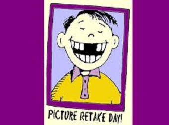 Picture Retakes - Wednesday, October 9th, 2019