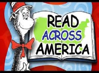 Read Across America March 1-March 5 CLICK HERE for the list of activities