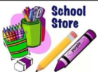 School Store - Friday, March 8th
