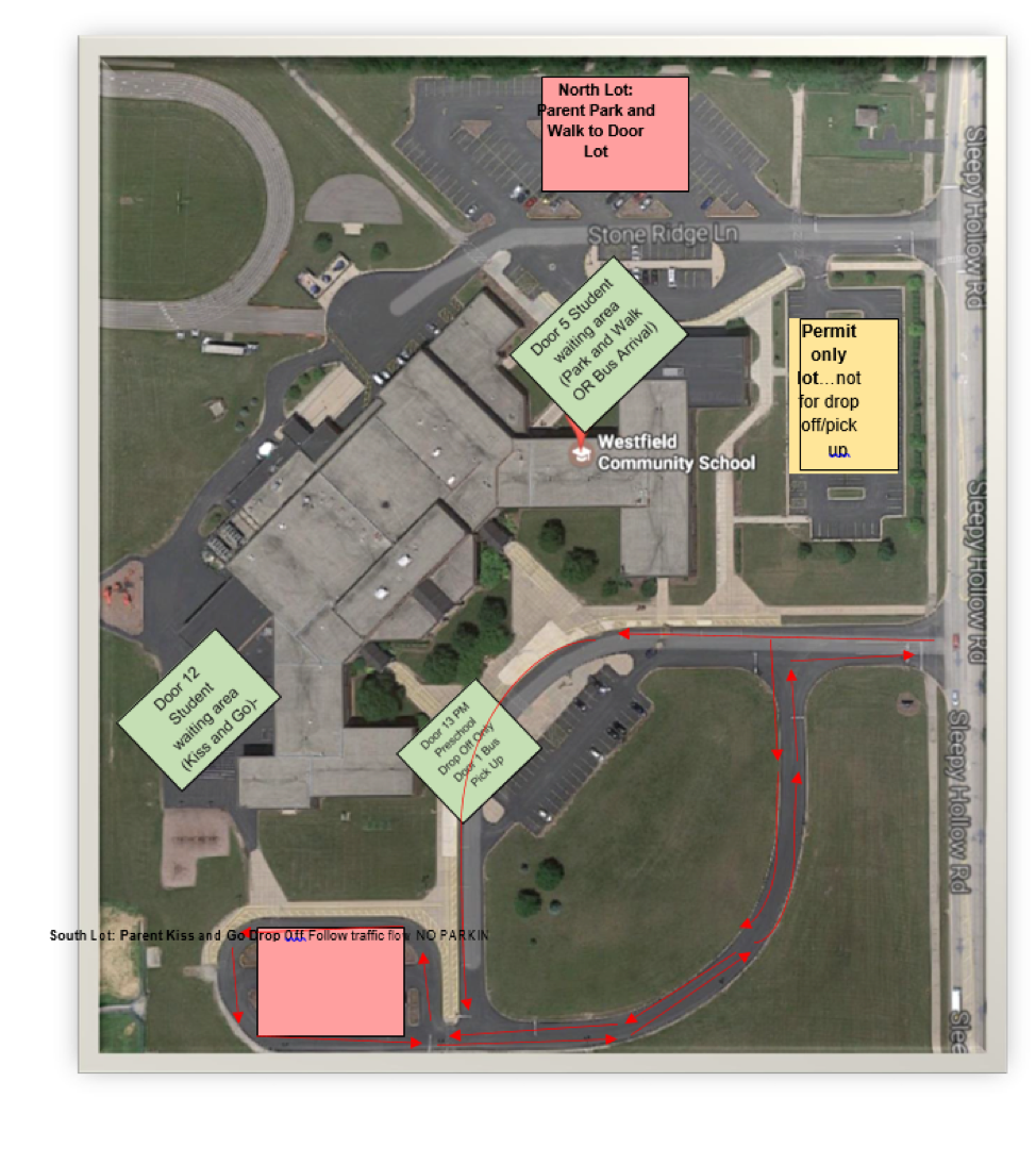 Elementary Pick-Up and Drop-Off Procedures