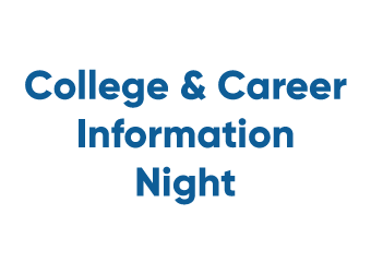 Dundee-Crown to Host College Night Program on April 24