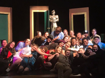 Dundee-Crown Production Named to the Illinois High School Theatre Festival