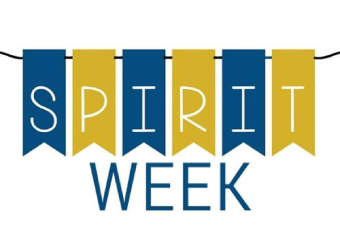 Spirit Week! Nov. 18-22