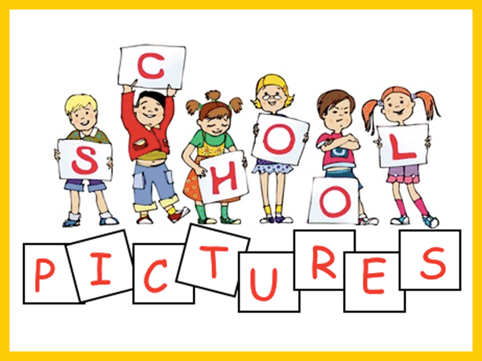 Picture Day is Wednesday, March 3rd