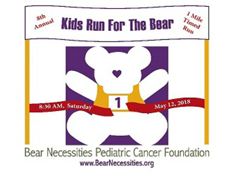 Eastview's 8th Annual Kids Run For The Bear!