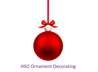 HSO Ornament Decorating