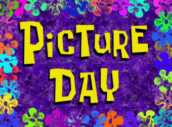 Picture Day Tuesday August 20th
