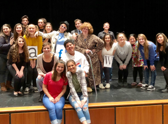 Hampshire High School Production Named to the Illinois High School Theatre Festival