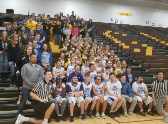 Highlights From The D300 Special Olympics Basketball Team