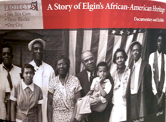 District 300 Partners with Elgin History Museum for Black History Month