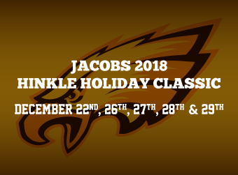 Jacobs 2018 Hinkle Holiday Classic - Click here for details