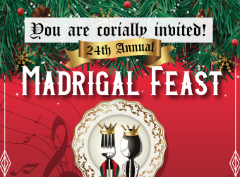 Jacobs HS Madrigal Dinner - Click Here to Buy Tickets