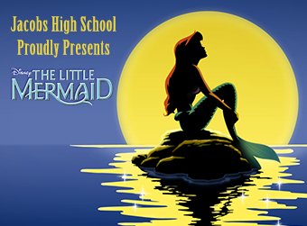 HDJ Proudly Presents Disney The Little Mermaid - Click Here To Buy Tickets