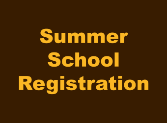 D300 Summer School Registration
