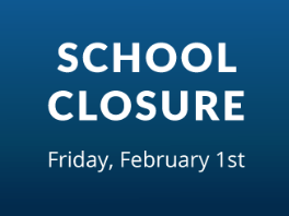 District 300 Schools Will Be Closed on Friday, February 1