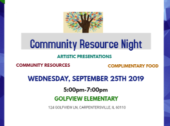Community Resource Information Night