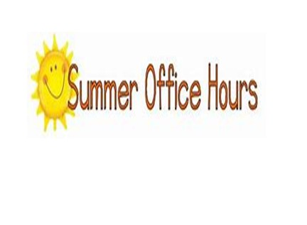 Building Summer Hours