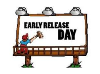Early Release Friday, March 13th, 2020