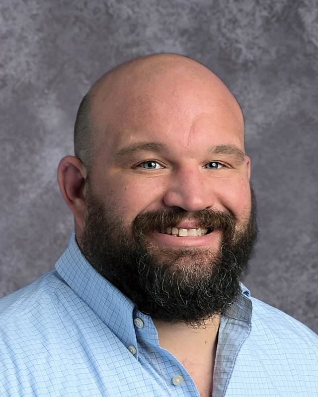 Brian Peterson  - Assistant Principal of Student Services