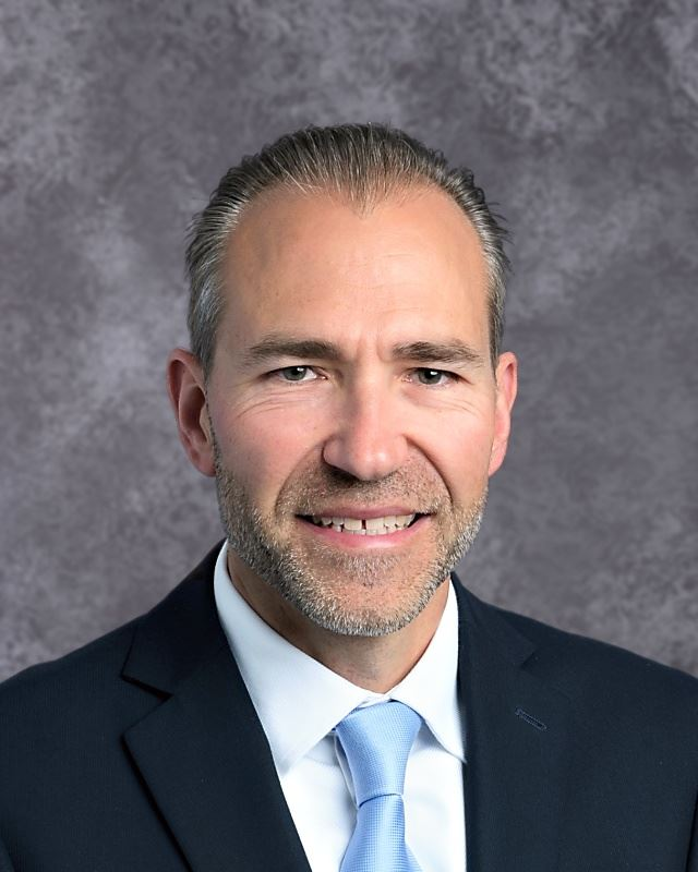Jeff Ehardt - Associate Principal of Operations