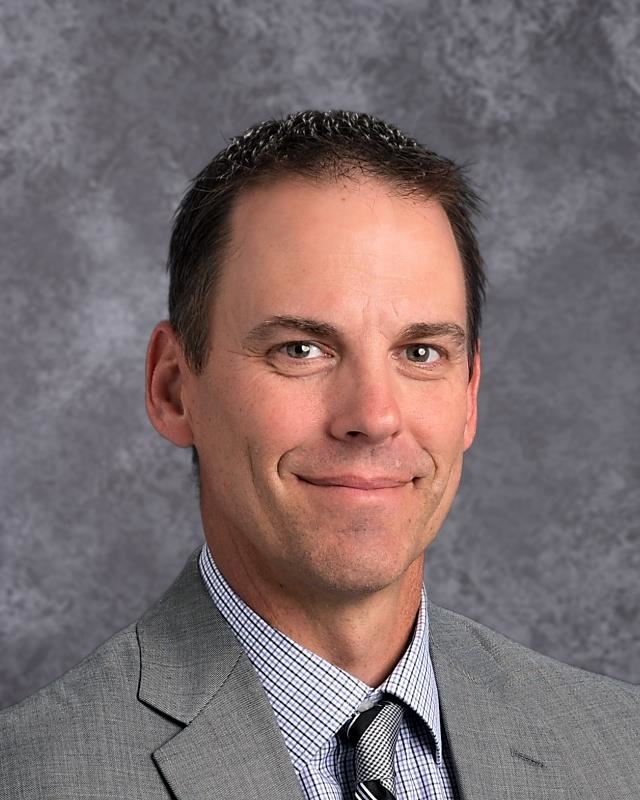 Nate Danielson - Associate Principal of Curriculum & Instruction
