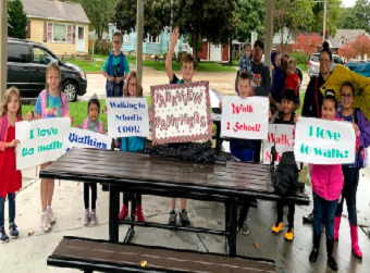 2019 Walk to School Day