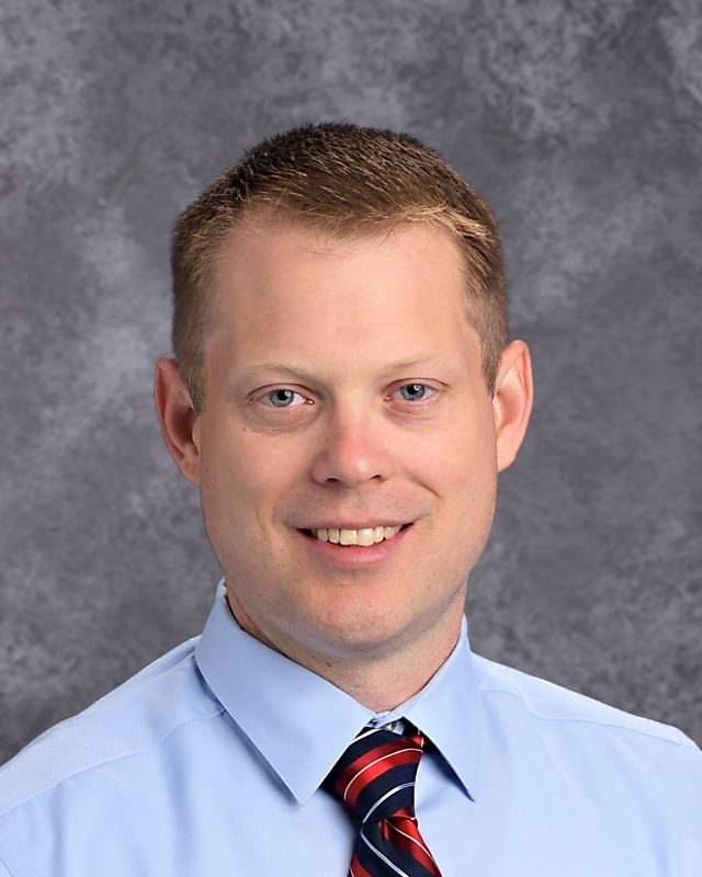 Andy Quitno - Assistant Principal