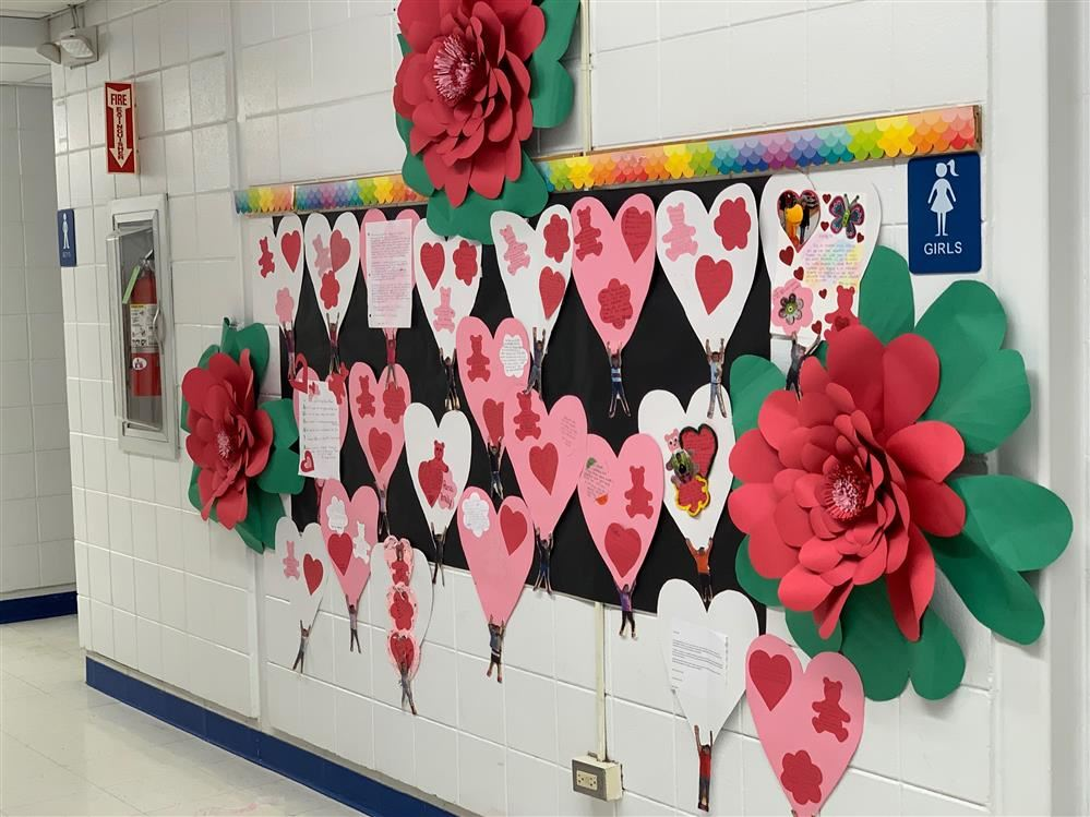 Parents send love and support to Mrs. Gavina's students.