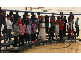 Third Grade Music Performance