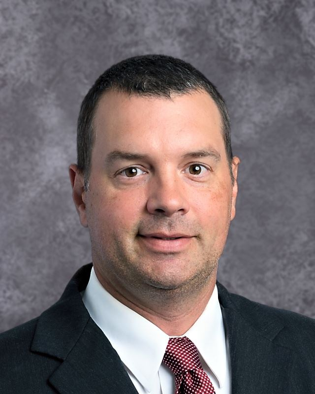 John Gorby - Assistant Principal - Middle School