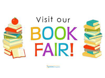 Book Fair- November 19th - 21st