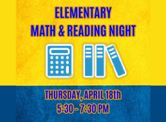 Family Math and Reading Night