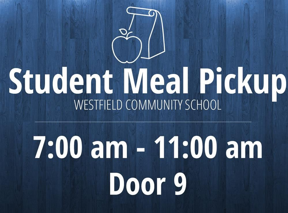 Student Meal Pickup