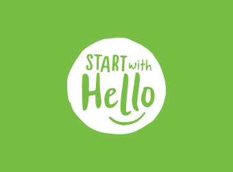 "Wear Green on September 27 to Support ""Start With Hello"" Campaign"
