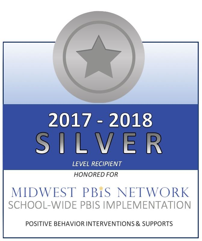 GDW Recognized as Midwest PBIS Silver Level Recipient