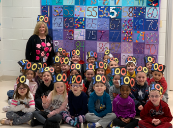 GDW Celebrates the 100th Day of School