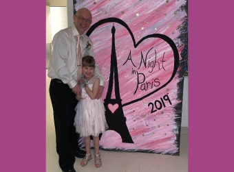 PTO Daddy Daughter Dance - A Night in Paris 2019