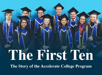 Video: The First Ten - The Story of the Accelerate College Program