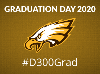 Happy Graduation Day Golden Eagles!