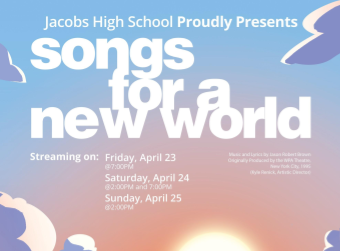 "Jacobs High School Presents ""Songs for a New World"""