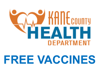 Kane County Health Department Offers Free Vaccines
