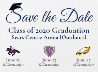 A Video Message from Superintendent Heid: Save the Date for 2020 Graduation Ceremonies