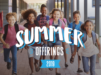 District 300's Summer Offerings for 2019