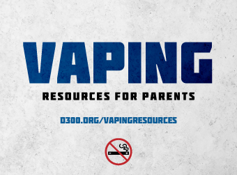 Vaping Resources for Parents